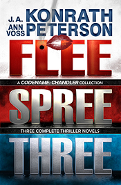 Flee, Spree, Three