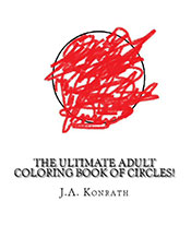 The Ultimate Adult Coloring Book of Circles