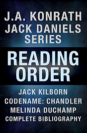 J.A. Konrath reading order checklist