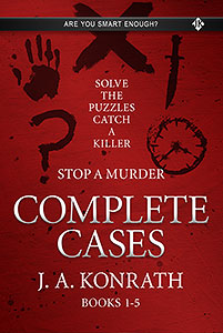 Stop a Murder: Complete Cases
