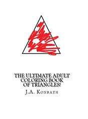 The Ultimate Adult Coloring Book of Triangles